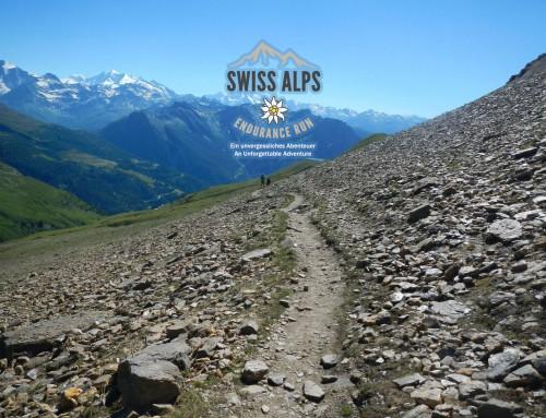 Swiss Alps 100